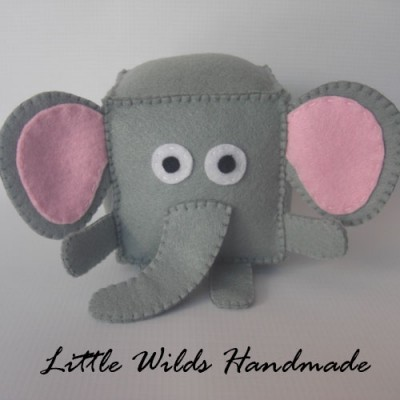 Elephant cube
