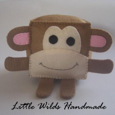 Monkey cube