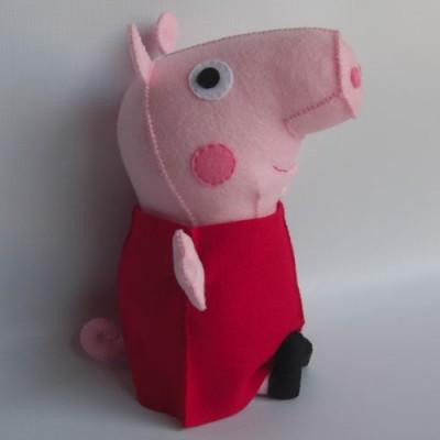 Peppa pig plushie