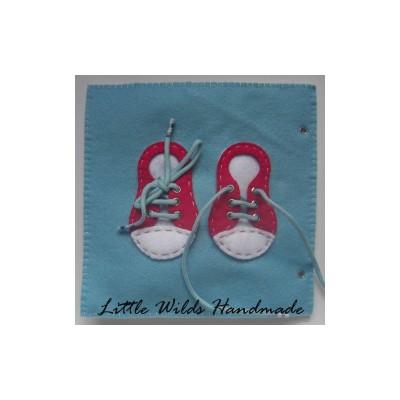 Shoe laces page