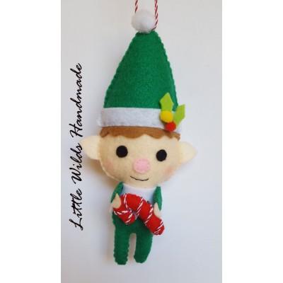 Piggy elf